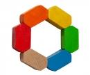 eichhorn Eichhorn Baby, Grasping Hexagon