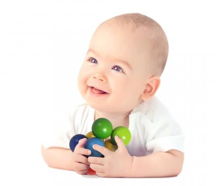 Eichhorn Baby, Greifling Kugeln