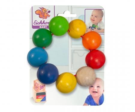 eichhorn Eichhorn Baby, Grasping Toys Beads