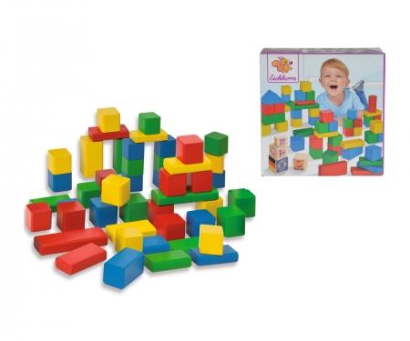 eichhorn Eichhorn Coloured Wooden Blocks