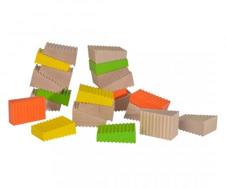 eichhorn Eichhorn Wooden Blocks Shape