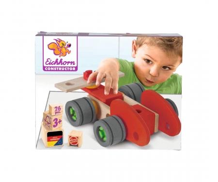 Eichhorn Constructor, Racer