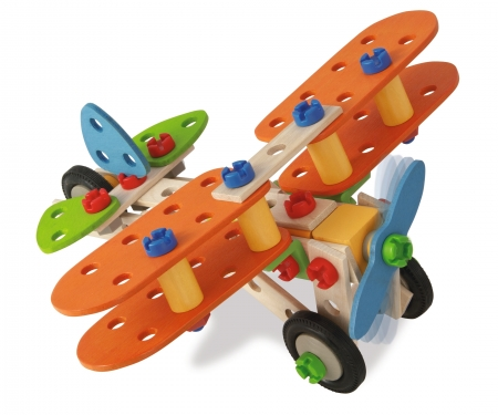eichhorn Eichhorn Constructor, Biplane