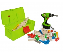 eichhorn Eichhorn Constructor, Tool Box