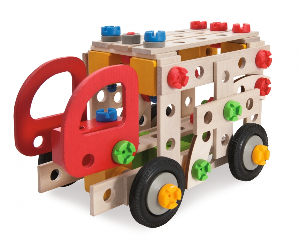 Eichhorn Constructor Fire Truck Constructor Constructor Products Www Eichhorn Toys De
