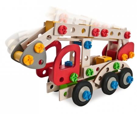 eichhorn Eichhorn Constructor, Fire Truck