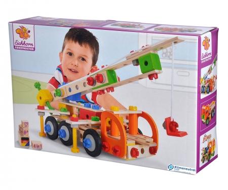 eichhorn EH Constructor, Mobile Crane