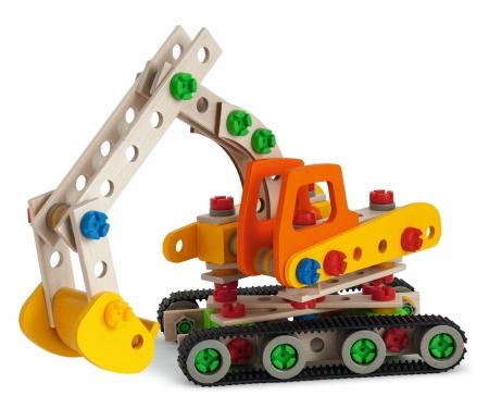 eichhorn EH Constructor, Raupen Bagger