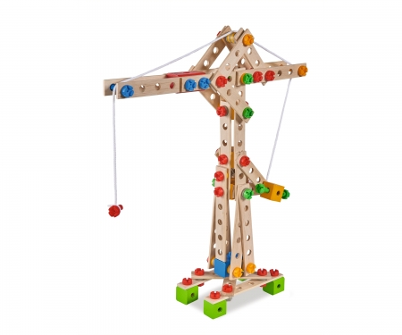 eichhorn EH Constructor, Crane