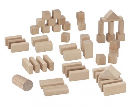 eichhorn Eichhorn Natural Wooden Blocks