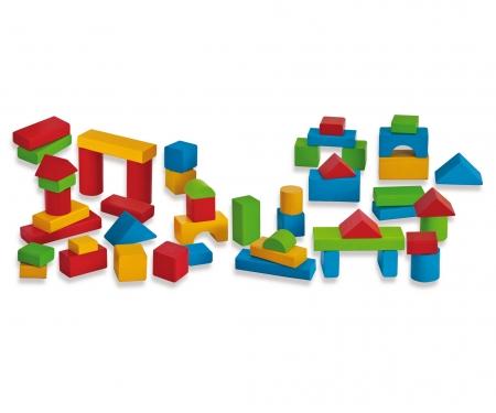 eichhorn EH Coloured Wooden Blocks Baby