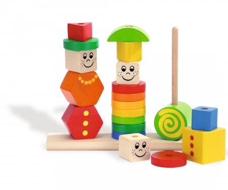 eichhorn Eichhorn Stacking Puzzle Figures
