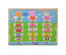 eichhorn Peppa Pig, Mix and Match