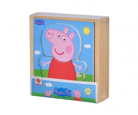 eichhorn Peppa Pig Umziehpuzzle