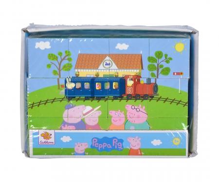 eichhorn Peppa Pig, Bilderwürfel