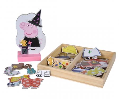 eichhorn Peppa Pig Mag. Dress Puzzle