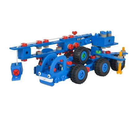Bob Constructor Kranwagen Heppo