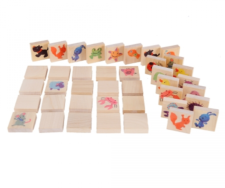 KiKANiNCHEN Picture Memory Game