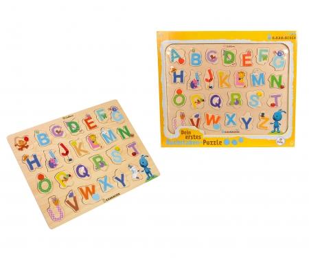 KiKANiNCHEN Letters-Puzzle