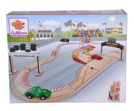 eichhorn Eichhorn Porsche Racing Set, 31-tlg.