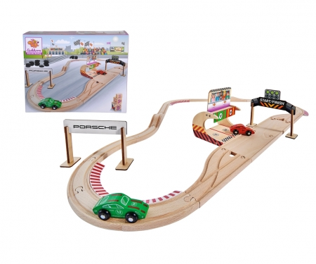 Eichhorn Porsche Racing Set 31 pcs.