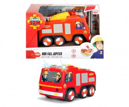majorette Sam Le Pompier Jupiter Pre Scolaire