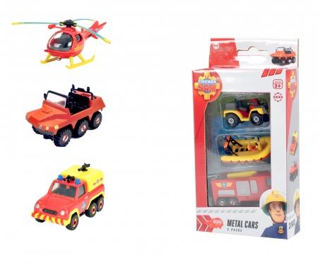 Sam Le Pompier Set 3 Pièces