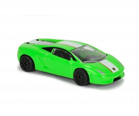 majorette Creatix Lamborghini Race + 2 cars