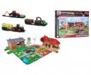 Creatix Bauernhof + 5 Fahrzeuge