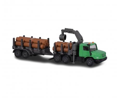 majorette Creatix Bauernhof + 5 Fahrzeuge