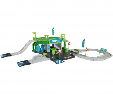 Creatix Petrol Station + 1 Car