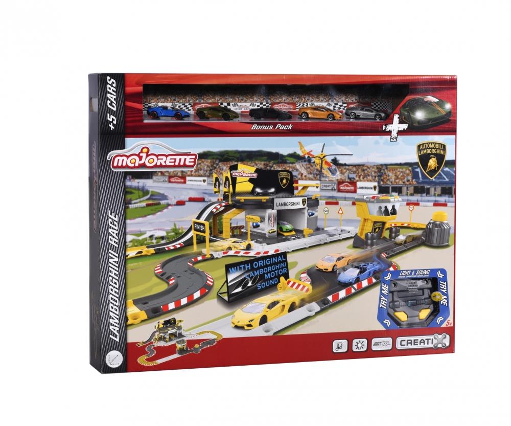 Creatix Lamborghini Race + 5 cars - Lamborghini - Brands