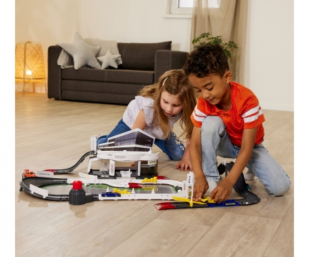 majorette Porsche Experience Center + 5 Fahrzeuge