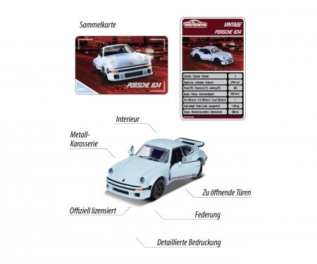majorette Vintage Porsche 934