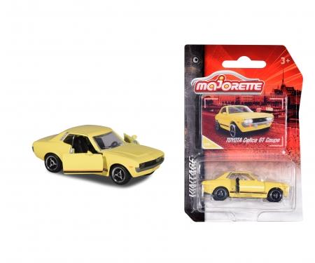 majorette Vintage Toyota Celica