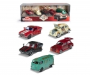 majorette MAJORETTE- GIFTPACK 5 COCHES VINTAGE RUSTY