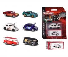 majorette Vintage Deluxe Cars mit Sammelbox, 6-fach sortiert