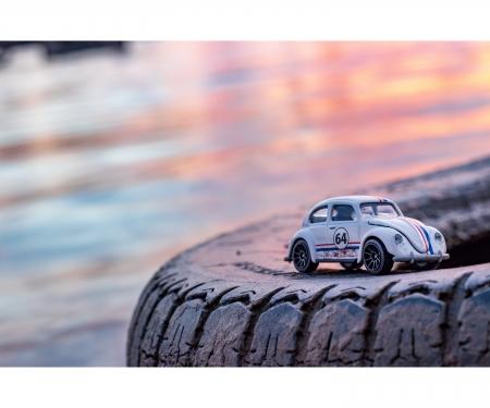 majorette Vintage Deluxe VW Beetle