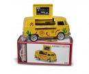 majorette VW T1 Mexcian Foodtruck + Collectors box