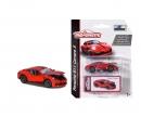majorette Porsche 911 Carrera S, red