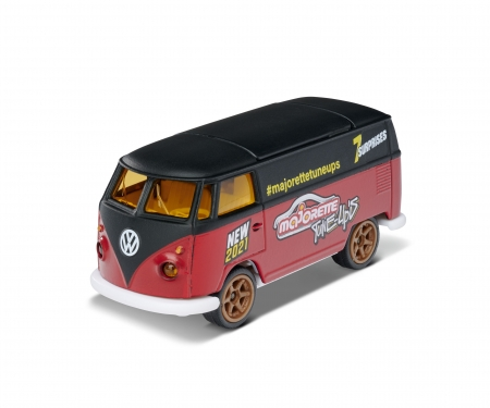 majorette VW T1 - Model of the year 2021 + Collectors box