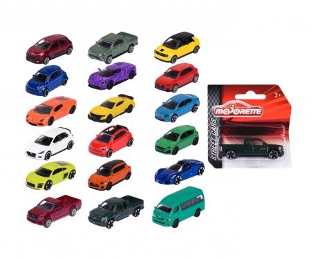 Street Cars, 18-sort.