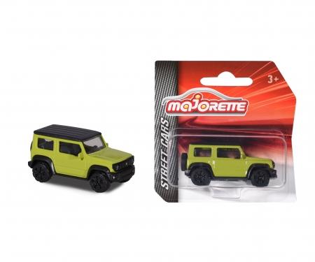 majorette Street Cars Suzuki Jimny