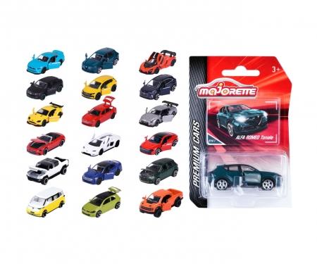 majorette Majorette Premium Cars, 18 rodz.