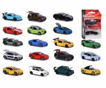 majorette Premium Cars, 18-asst.