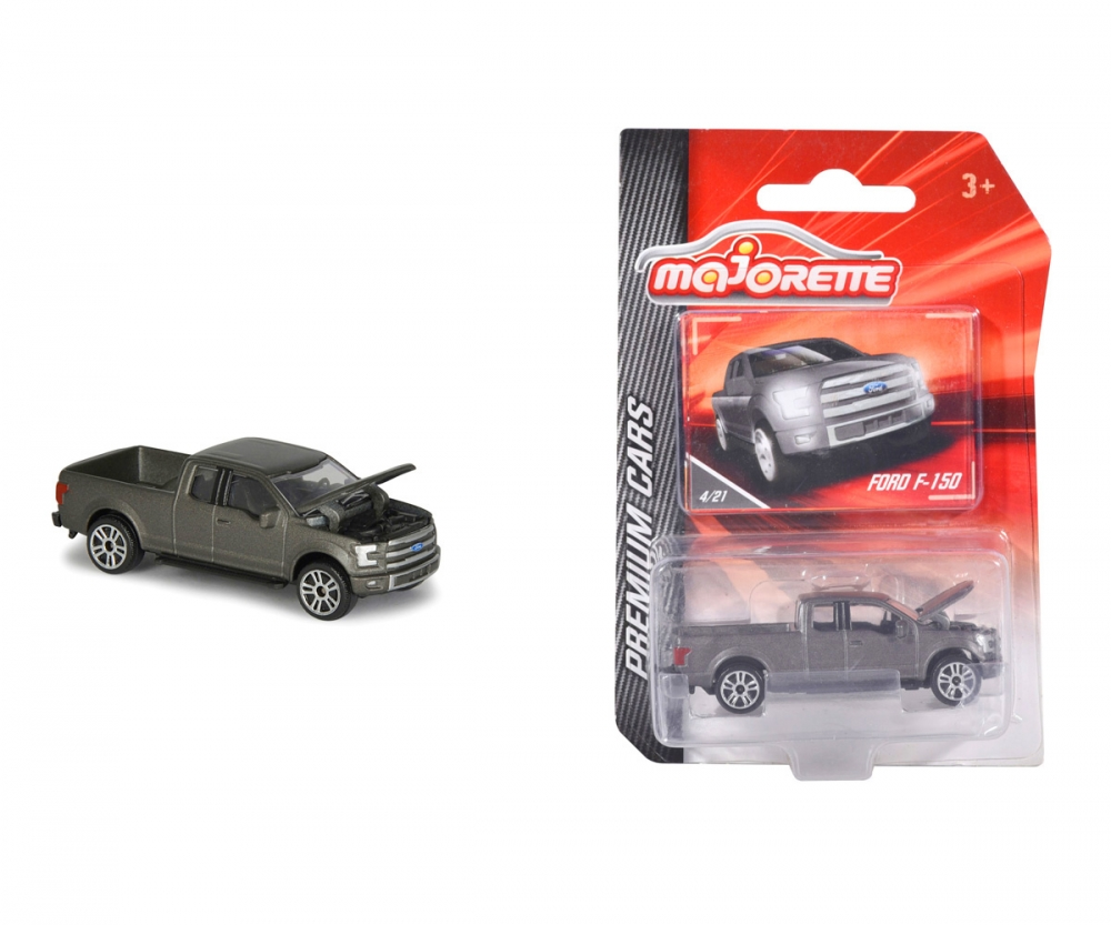 Car Brands Starting With F >> Majorette Premium Ford F 150 Premium Cars Street Cars