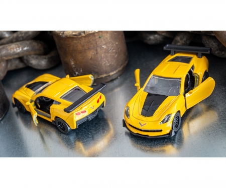 majorette Chevrolet Corvette Stingray