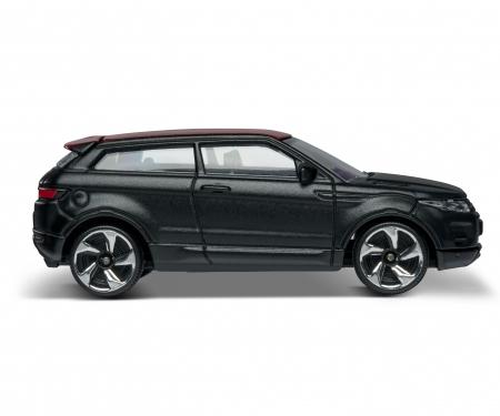 majorette Range Rover Evoque + Sammelkarte