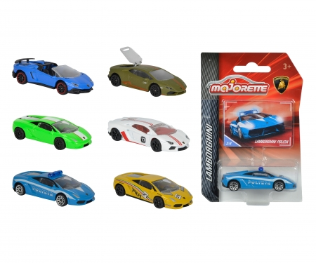 Lamborghini Assortment 6-asst.