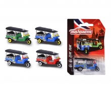 Tuk Tuk Assortment, 4-sort.